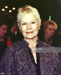Oscar winner Judi Dench attends the ...