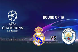 Real Madrid vs Man City, Champions League 2020 Live streaming Real ...