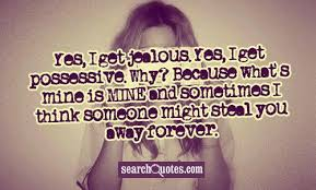 berhati hatilah cinta yang berlebihan bisa membuatmu jadi egois