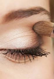 makeup for brunettes with brown eyes