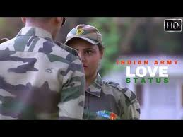 indian army special status love time