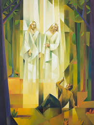 Image result for image of LDS First vision