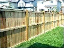 Wood Fence Material Cost Barkave Co