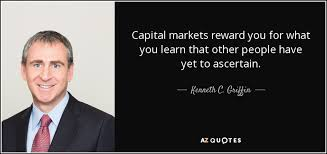 TOP 14 QUOTES BY KENNETH C. GRIFFIN   A-Z Quotes