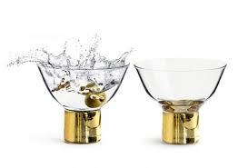 sagaform club cocktail glasses set of