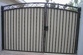 Driveway Gates Decorative Arched Gates With Plate Steel Privacy Panels Driveway Gate Iron Gates Iron Gates Driveway