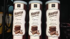 local gifts we love moravian cookies