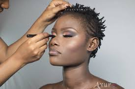 full face makeup tutorial for dark skin