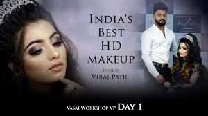 makeup done by viraj patil