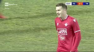 Serie C 3a giornata di ritorno video: Piacenza -Triestina 1-2 -