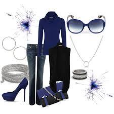Simple Blue | Blue, My style, Fashion