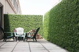 Wanna Talk Artificial Hedge Panels A Great Way To Increase The Privacy Of Your Backyard Backyard Outdoor Privacy Artificial Hedges