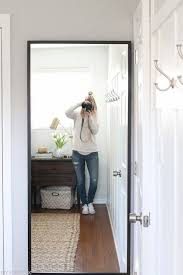 sliding closet door mirror home depot