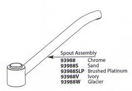 moen 93988 cau replacement spout