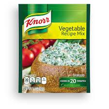knorr recipe clics vegetable
