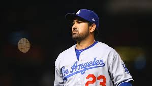 Dodgers' Adrian Gonzalez expected to miss playoffs with back injury