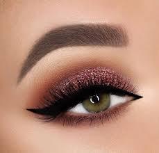 glitter eyes makeup ideas easy makeup