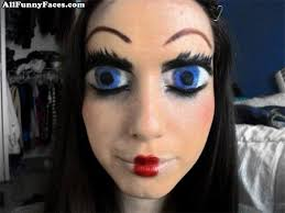 funny face makeup 2020 ideas pictures