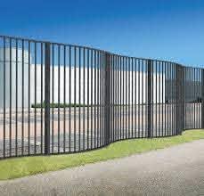 Wrought Iron Fence Design Homesketch Org Wrought Iron Fences Iron Fence Iron Fence Panels