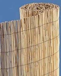 Amazon Com Natural Bamboo Reed Fence 6 High X 25 Wide Outdoor Decorative Fences Garden Outdoor