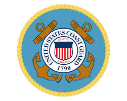 Coast Guard Emblem Uscg Logo Vinyl Decal Sticker For Cars Trucks Laptops Etc 5 Round Morale Tags