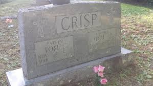 Addie Phillips Crisp (1880-1959) - Find A Grave Memorial