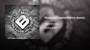 RhodeSex (James Patrick Remix) - YouTube