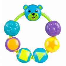 5 đồ chơi dành cho trẻ 6 tháng tuổi trở lên