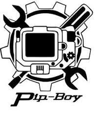 Custom Fallout Pip Boy Vinyl Decal For Car Electronics Home Yeti Tu Ftw Custom Vinyl