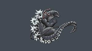 hd wallpaper monster dinosaur l