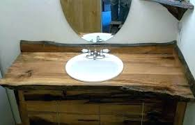 wooden bathroom sinks reddogjarrah biz