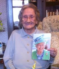 Royal recognition for Ada Thompson, who is 105 | Bradford ...