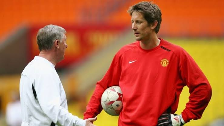 Image result for van der sar gettu""