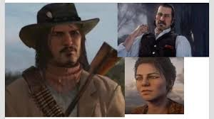 To prove a point, that an adult Jack Marston looks like the ...
