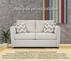 your sofa bed choice