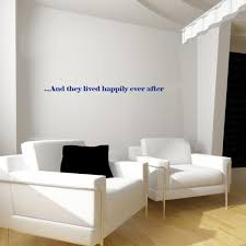 Happily Ever After Wall Decal Quote Wall Decals Wall Decal World