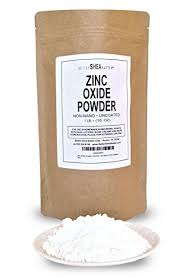 zinc oxide powder non nano uncoated