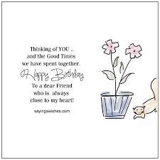 friend birthday wishes for friends