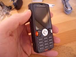 Sony Ericsson W810 Unboxing ...