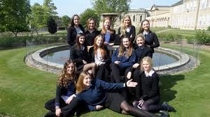 Stowe School - Memorial Bench for Abby Webb (Nugent 09)