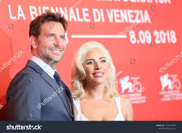 Bradley Cooper and Lady Gaga attend 'A Star Is Born' photocall during the  75th Venice Film Festival at Sala Casino on A…   A star is born, Bradley  cooper, Lady gaga