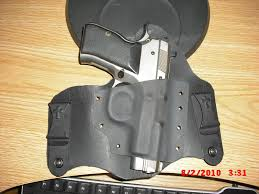 another homemade holster