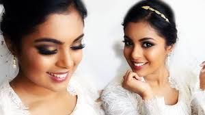 bridal makeup ideas for winter weddings