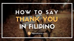 filipino translation