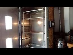 powder coating oven rack part 1 diy
