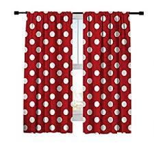 50 Adorable Polka Dot Curtains Bedroom Living Room Shower Cute Decor Online