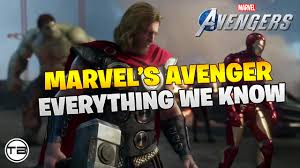 marvel avengers game release date ...