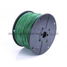 China Garden In Ground Petsafe Fence 16awg 18awg 20awg Security Dog Fence Wire Photos Pictures Made In China Com