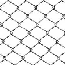 Free Vector Chain Link Rabitz Fence Fragment Or Pattern 3d Realistic Vector Isolated On White Background