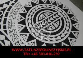 Tatuaze Polinezyjskie To Dobry Pomysl Na Tatuaz Tatuaze Etniczne